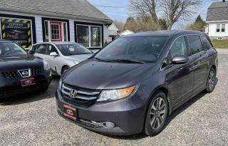 Used 2016 Honda Odyssey Touring for sale in Tiny, ON