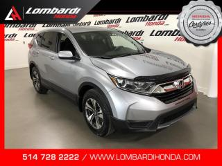 Used 2017 Honda CR-V LX|CAM|MAGS|BLUETOOTH| for sale in Montréal, QC