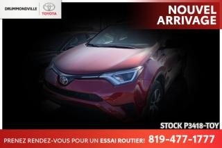 Used 2018 Toyota RAV4 BAS KILO / INTÉGRALE for sale in Drummondville, QC
