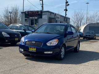 Used 2009 Hyundai Accent GL for sale in Kitchener, ON