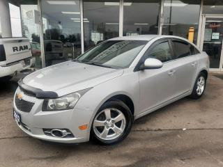 Used 2012 Chevrolet Cruze LT Turbo+ w/1SB ~ ONE OWNER~ for sale in Oakville, ON