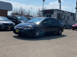 Used 2010 Honda Civic DX-G for sale in Kitchener, ON