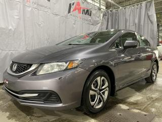 Used 2015 Honda Civic 4dr Man LX for sale in Rouyn-Noranda, QC