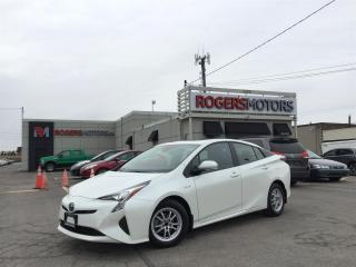 Used 2017 Toyota Prius 2.99% Financing - NAVI - SUNROOF - LEATHER - TECH PKG for sale in Oakville, ON