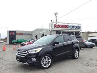 Used 2017 Ford Escape 2.99% Financing - SE - NAVI - PANO ROOF - LEATHER for sale in Oakville, ON
