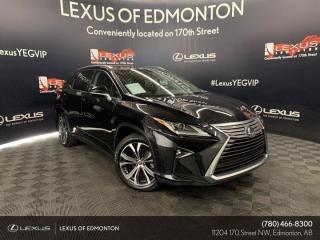 Used 2018 Lexus RX 350 Standard Package for sale in Edmonton, AB