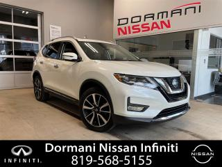 Used 2018 Nissan Rogue SL AWD PLATINUM RESERVES for sale in Gatineau, QC