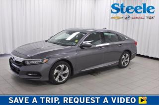 Used 2018 Honda Accord Sedan EX-L for sale in Dartmouth, NS