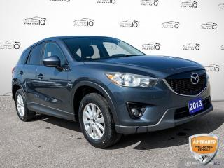 Used 2013 Mazda CX-5 GS AS IS Power Seats/Bluetooth/AWD for sale in St Thomas, ON