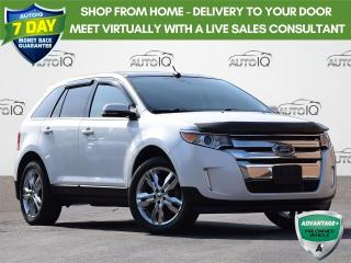 Used 2014 Ford Edge Limited LIMITED| AWD | LEATHER| SUNROOF | NAVIGATION | for sale in Waterloo, ON