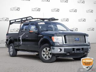 Used 2011 Ford F-150 FX4 | POWER SEAT | REAR PARKING SENSORS | 4WD | for sale in Barrie, ON