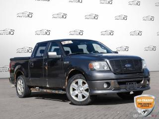 Used 2007 Ford F-150 XLT | RWD | POWER WINDOWS | for sale in Barrie, ON