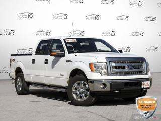 Used 2014 Ford F-150 XLT | POWER DRIVERS SEAT | REAR PARKING CAMERA | 4WD | for sale in Barrie, ON
