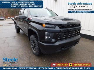 New 2021 Chevrolet Silverado 2500 HD Work Truck for sale in Kentville, NS