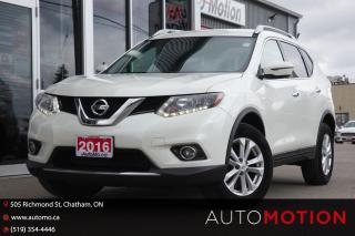 Used 2016 Nissan Rogue ACCIDENT FREE for sale in Chatham, ON
