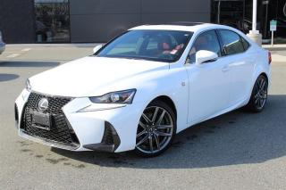 Used 2018 Lexus IS 350 for sale in Langley, BC