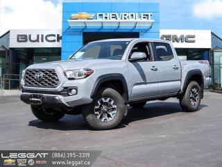 Used 2020 Toyota Tacoma LEATHER | SUNROOF | NAV | MINT CONDITION | for sale in Burlington, ON