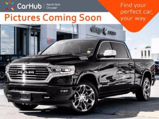 New 2021 RAM 1500 Limited Longhorn for sale in Thornhill, ON