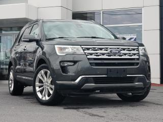 Used 2019 Ford Explorer LIMITED for sale in Kingston, ON