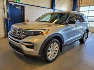 New 2021 Ford Explorer LIMITED for sale in Moose Jaw, SK
