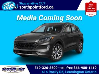 New 2021 Ford Escape Titanium Hybrid for sale in Leamington, ON