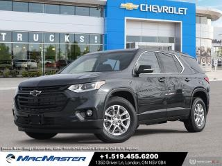 New 2021 Chevrolet Traverse LT Cloth for sale in London, ON