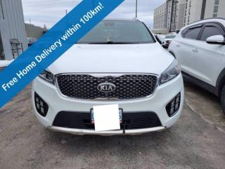 Used 2016 Kia Sorento 3.3L SX V6 AWD, 7 Passenger, Leather, Navigation, Panoramic Sunroof, and lots more! for sale in Guelph, ON