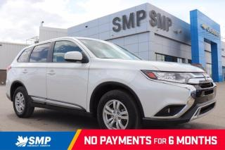 Used 2020 Mitsubishi Outlander ES -AWD, Heated Seats, 3rd Row Seat, 7 Passenger, Back Up Camera for sale in Saskatoon, SK