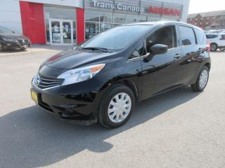 Used 2016 Nissan Versa Note for sale in Peterborough, ON