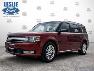Used 2014 Ford Flex SEL for sale in Harriston, ON