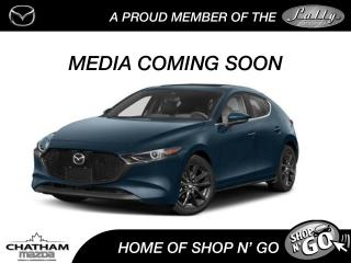 New 2020 Mazda MAZDA3 GT for sale in Chatham, ON