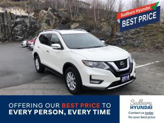 Used 2018 Nissan Rogue SV Snow tires on rims Included! for sale in Sudbury, ON