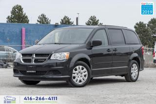 Used 2016 Dodge Grand Caravan SXT|Clean Carfax|Rear Stow and Go| for sale in Bolton, ON
