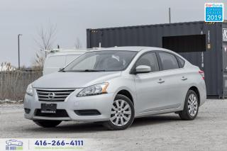 Used 2014 Nissan Sentra Sentra S|Low kms|Bluetooth|Power group| for sale in Bolton, ON