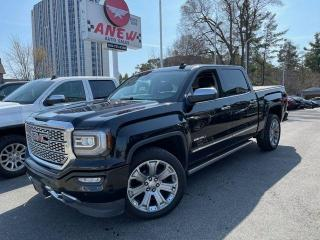 Used 2017 GMC Sierra 1500 DENALI 6.2 22 INCH WHEELS for sale in Cambridge, ON