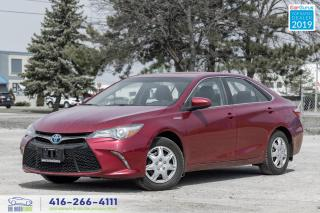 Used 2016 Toyota Camry Hybrid SE|Heated seats|Camera|Power leather seats| for sale in Bolton, ON