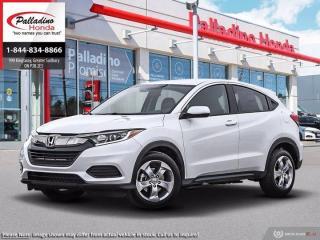 New 2021 Honda HR-V LX for sale in Sudbury, ON