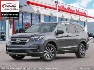 New 2021 Honda Pilot EX-L NAVI for sale in Sudbury, ON