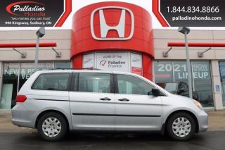 Used 2010 Honda Odyssey DX - SELF CERTIFY - for sale in Sudbury, ON