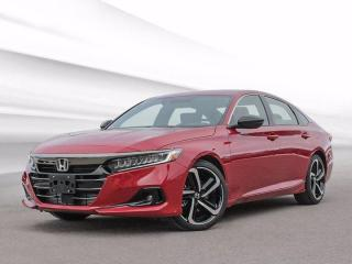 New 2021 Honda Accord Sedan SE for sale in Bridgewater, NS