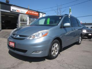 Used 2009 Toyota Sienna LE for sale in Gloucester, ON