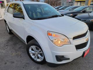 Used 2011 Chevrolet Equinox LS/LOADED/BLUE TOOTH/P.SEAT/ALLOYS for sale in Scarborough, ON