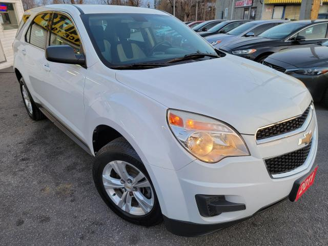 2011 Chevrolet Equinox LS/LOADED/BLUE TOOTH/P.SEAT/ALLOYS