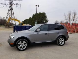 Used 2010 BMW X3 30i for sale in Scarborough, ON