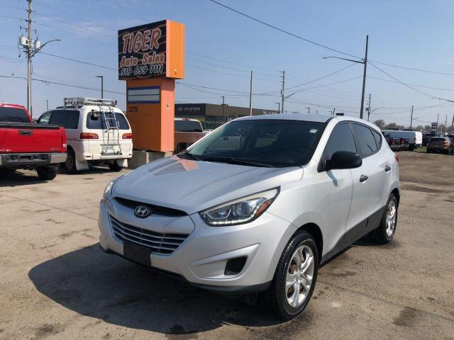 2014 Hyundai Tucson GL**AUTO**4 CYLINDER**NO ACCIDENTS**CERTIFIED