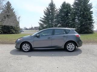 Used 2013 Mazda MAZDA3 Sport GS-Sky for sale in Thornton, ON