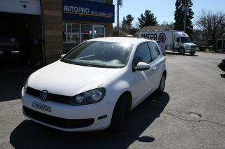 Used 2013 Volkswagen Golf TRENDLINE for sale in Nepean, ON
