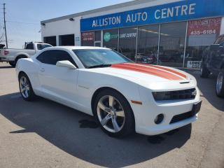 Used 2010 Chevrolet Camaro 2SS for sale in Alliston, ON