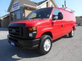 Photo of Red 2009 Ford E-250