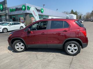 Used 2017 Chevrolet Trax LS for sale in London, ON